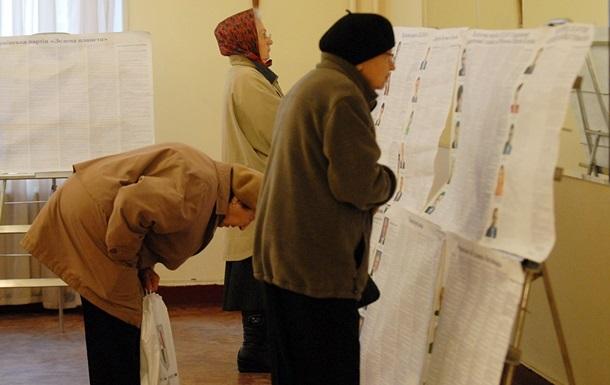 В трех округах выборы состоялись, в двух результаты голосования установить невозможно - Опора
