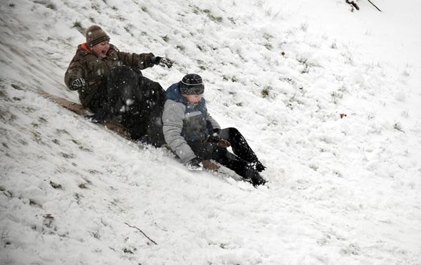 В Украину идет потепление, которое продержится до Нового года - Гидрометцентр