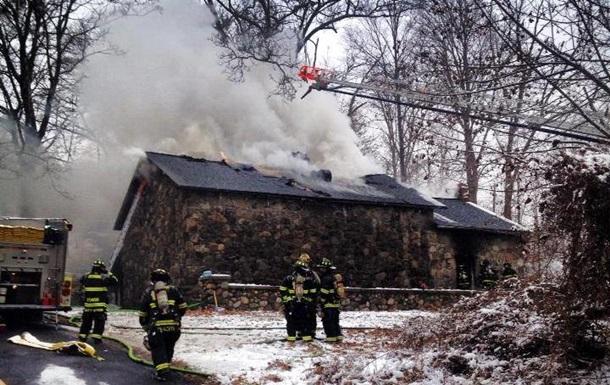 В Нью-Йорке сгорел дом экс-гитариста Kiss