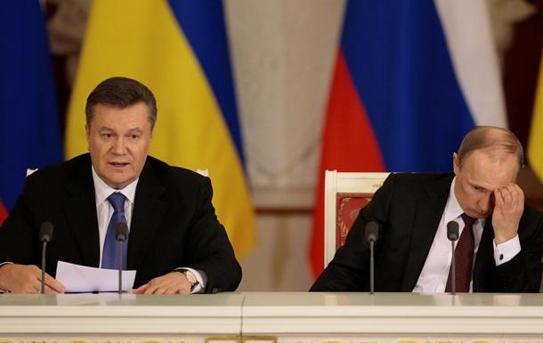 Евроинтеграция - дополнение - Янукович - Путин - Европейская и евразийская интеграции должны дополнять друг друга - Янукович и Путин