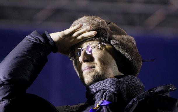 Яценюк видит выход из политического кризиса в Украине в Конституции 2004 года