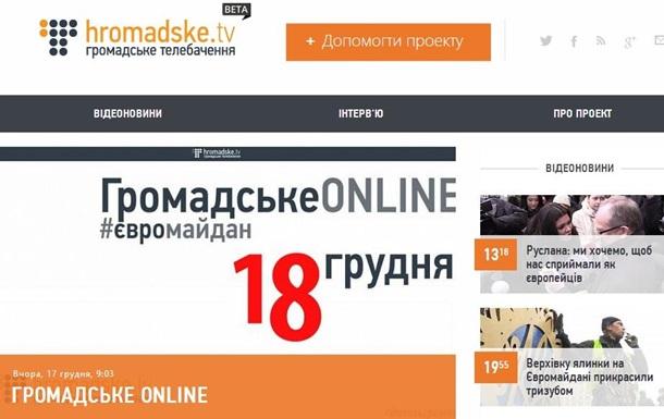 Телеканалы нарастили аудиторию за счет Евромайдана