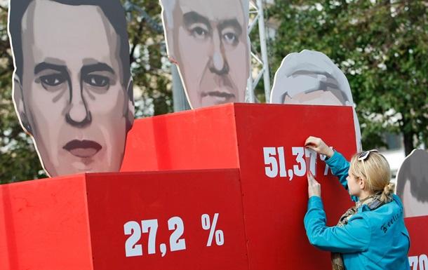 Путин: Навального можно было законным способом не пустить на выборы мэра Москвы