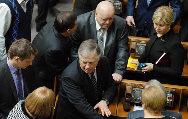 Компартия - отказ - резолюзия - недоверие - Кабмин - Компартия отказалась поддержать резолюцию о недоверии Кабмину