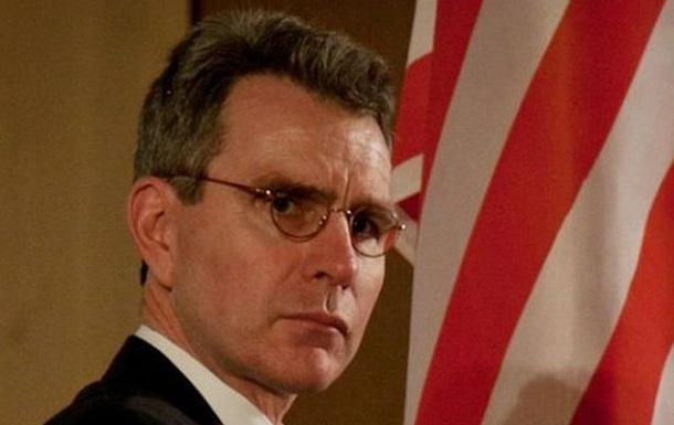 Посол США в Украине призывает власти обнародовать полный отчет о московских соглашениях