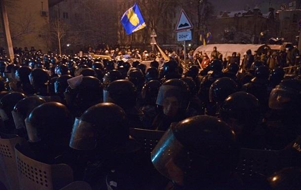 В Киеве дислоцированы около 3 тысяч бойцов внутренних войск