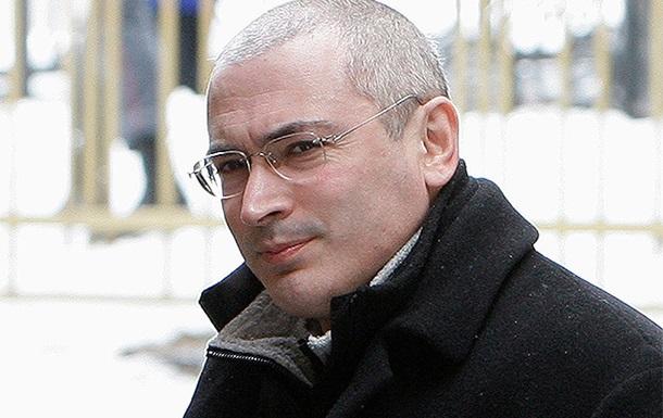 В интернете появилось первое видео с Ходорковским после освобождения