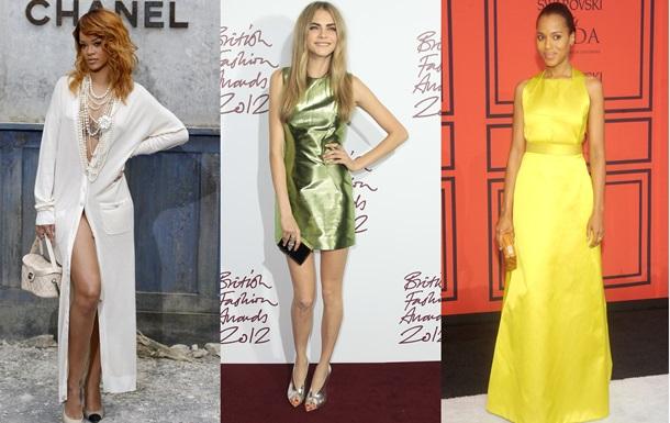 Названы самые стильные знаменитости 2013 года по версии Vogue