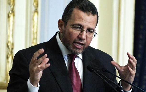В пустыне Египта арестовали бывшего премьер-министра