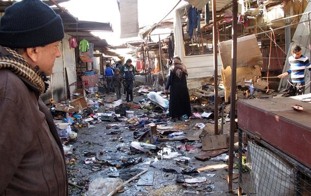 В результате теракта в Багдаде погибли 20 человек