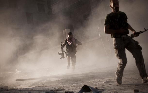Оппозиция Сирии готова прекратит огонь, если в городах будут наблюдатели Лиги арабских государств