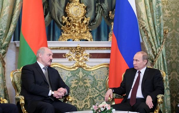 Россия предоставит Беларуси $2 миллиарда кредита