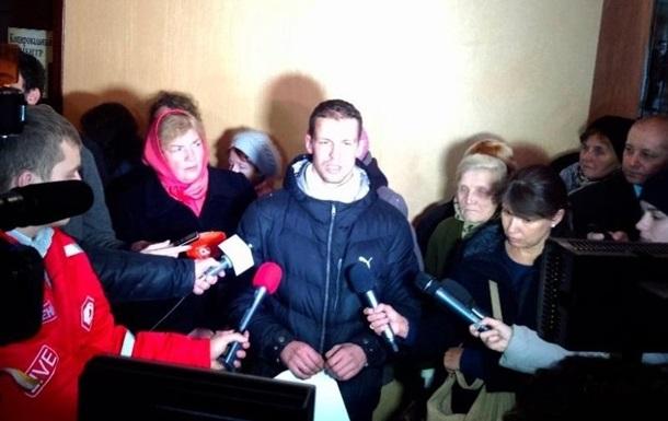 В Одессе отпустили  участников Евромайдана по новому закону об амнистии