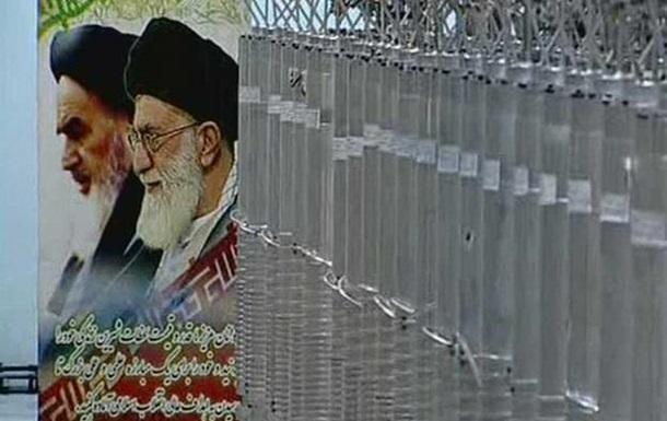 Иран установил тысячу центрифуг для обогащения урана