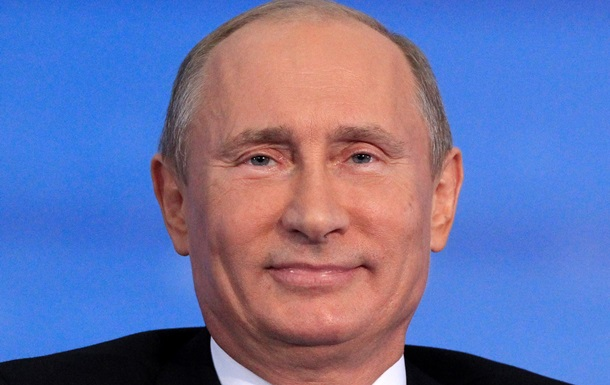 Британцы назвали Путина человеком года на международной арене