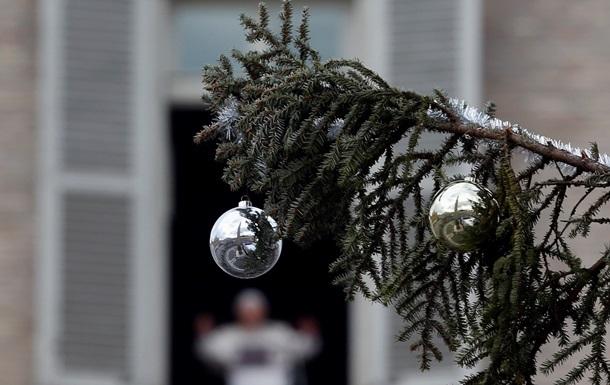 В новогодние и рождественские праздники в Украине будет умеренно теплая погода без существенных осадков