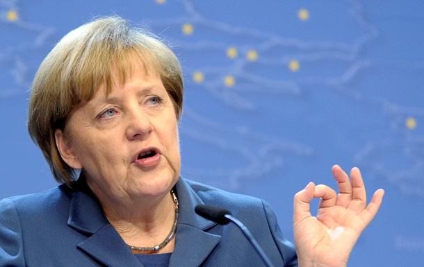 ангела меркель - Большинство секторов немецкой экономики в 2013-м году оказались на подъеме