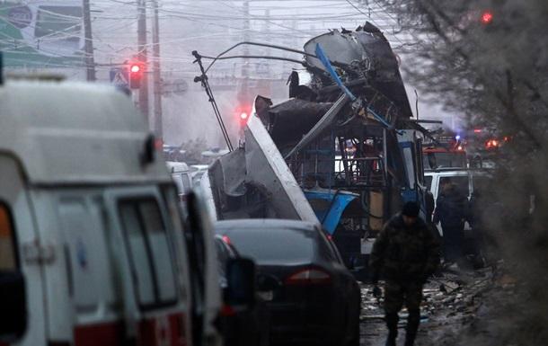 Теракты в Волгограде унесли жизни 34 человек