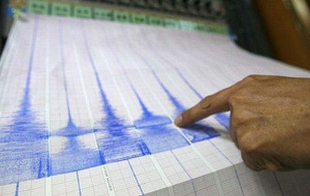 Землетрясение магнитудой свыше пяти баллов произошло в Японии