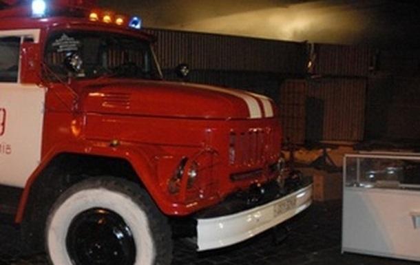В Ровенской области при пожаре погибла семья из трех человек