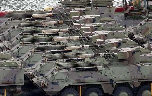 Ирак вернул Украине забракованные БТР