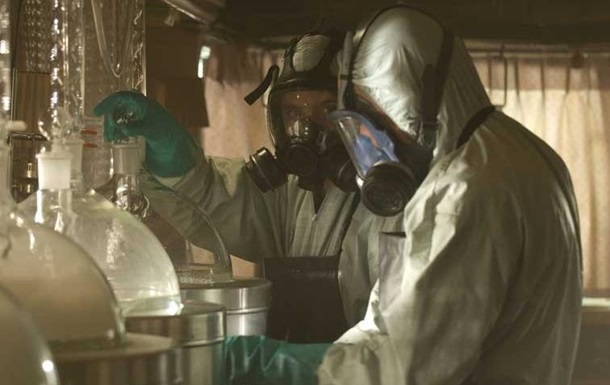 Фаната сериала Во все тяжкие поймали на изготовлении наркотиков в бетономешалке