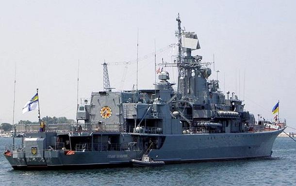Украинский фрегат Гетман Сагайдачный завершил участие в операции НАТО по противодействию пиратству
