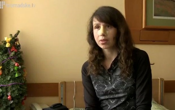 Татьяна Чорновол дала первое большое интервью после нападения