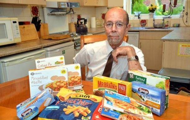 Диета на стейках и чипсах. Британец десять лет не ест фрукты и овощи