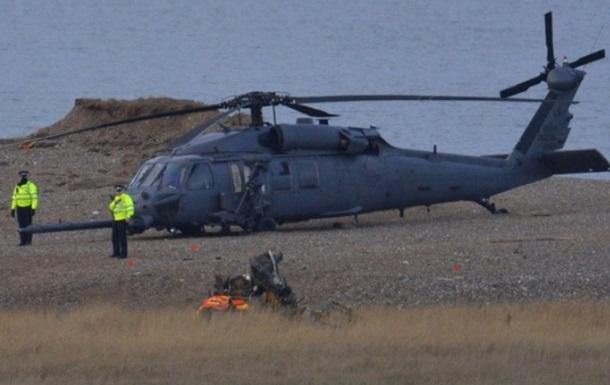 Пентагон расследует два крушения вертолетов ВВС США за сутки
