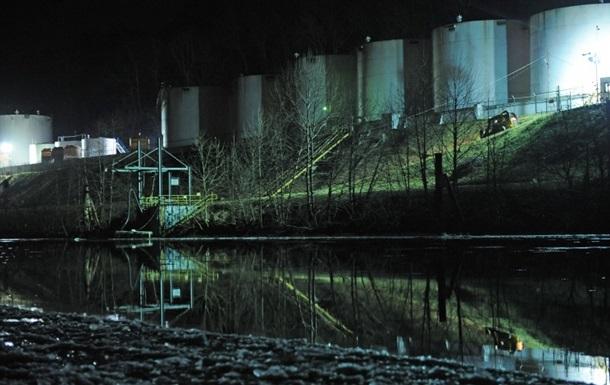 В Западной Вирджинии произошла утечка химикатов, объявлено чрезвычайное положение