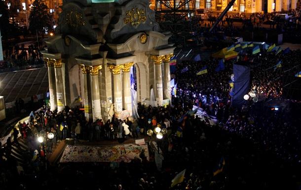 В МВД подтвердили, что после разгона Евромайдана пропали три активиста