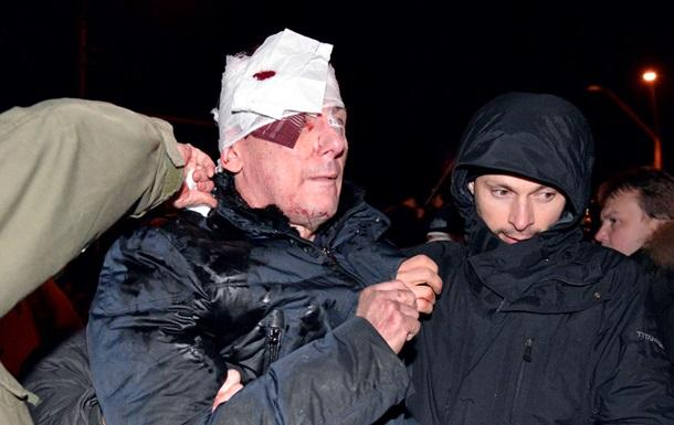 Луценко получил статус потерпевшего и пробудет в реанимации до 20 января