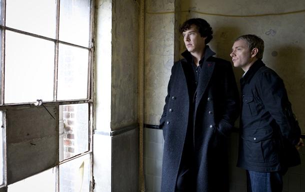 Шерлок: безупречный финал сериала? - Би-би-си