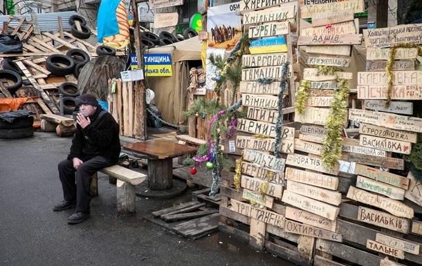 Одесские и киевские шахматисты провели матч в поддержку Евромайдана
