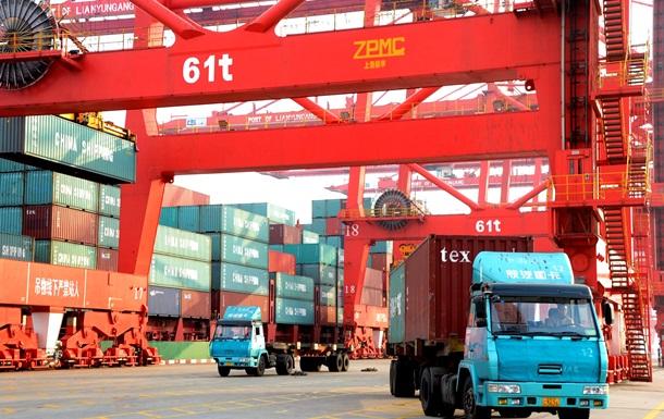 Китай потеснил США в торговле