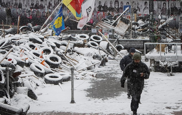 Евромайдан утвердил обращение о санкциях в Сенат США