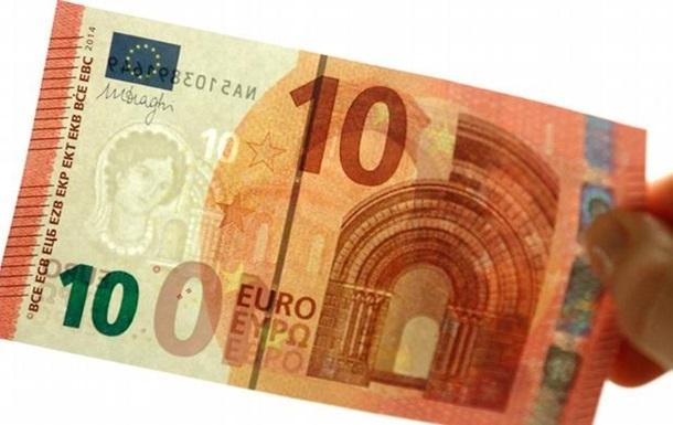 Новые  десятки : ЕЦБ делает евро более прочным