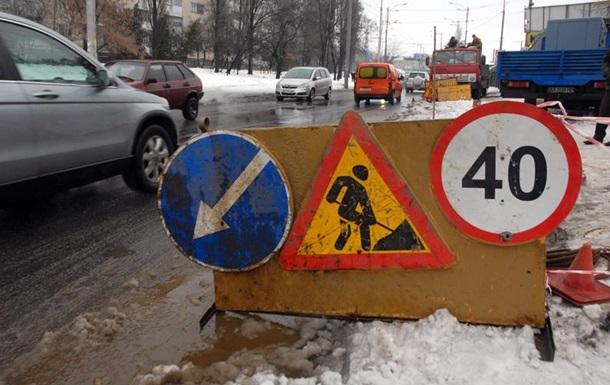 Около 20 тыс человек  остались без воды из-за аварии на водопроводе во Львове