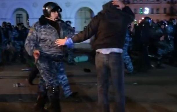 Человека, которого разыскивают как пропавшего после разгона Евромайдана, не существует - МВД
