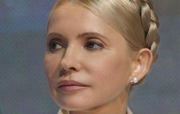 Тимошенко требует от руководства Качановской колонии пустить к ней журналистов