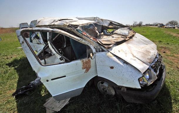 Более ста человек погибли на дорогах Крыма в 2013 году