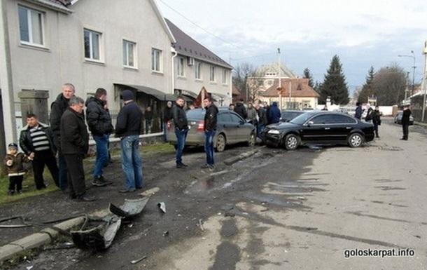 В ДТП на Закарпатье Skoda столкнулась с ВАЗ: погиб человек, еще четверо травмированы