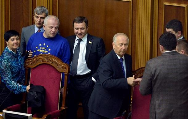 Оппозиция и большинство не смогли договориться, ВР продолжит работу завтра