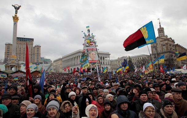 Милиция просит сообщать о детях без присмотра взрослых на Майдане
