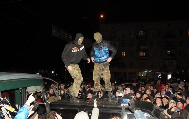 США осудили действия митингующих после суда над  васильковскими террористами