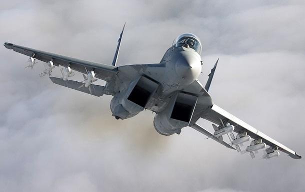 Истребитель ВВС США рухнул в море у побережья Виргинии