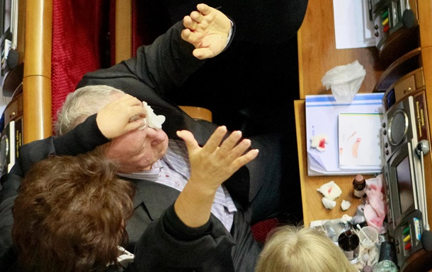 Травму регионалу Малышеву в Раде нанесли тупым предметом - Бахтеева