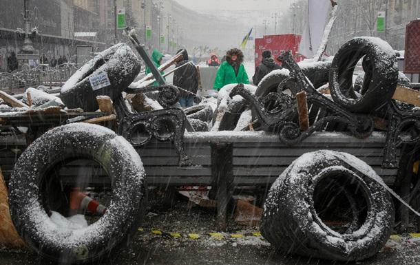 От массовых акций в центре Киева бюджет столицы понес миллионные убытки - Голубченко