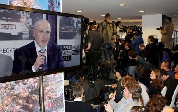 Что Михаил Ходорковский делает в Берлине